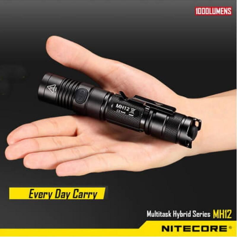Тактически фенер Nitecore MH12