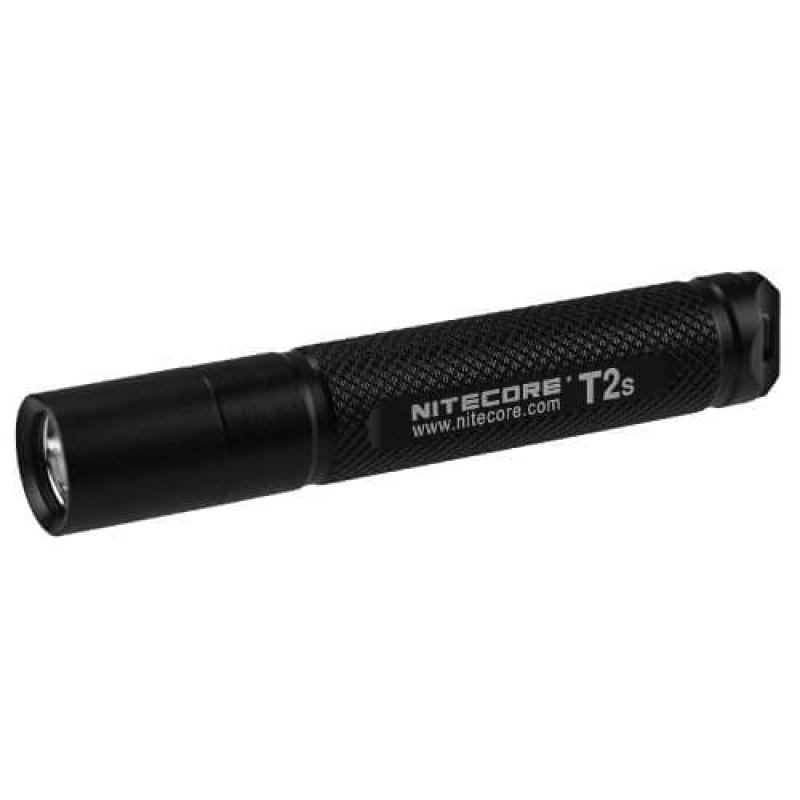 Малък и мощен фенер Nitecore T2S