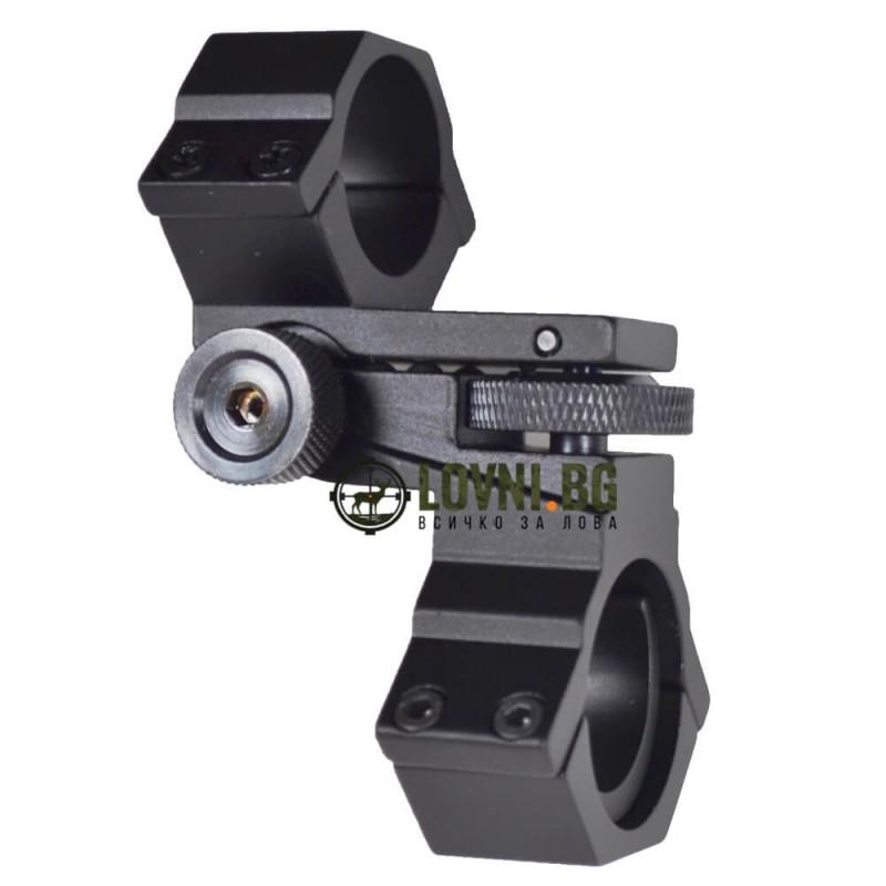 Монтажна стойка за лазерен фенер/колиматор