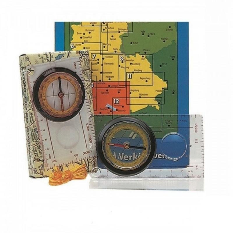 Картографски компас