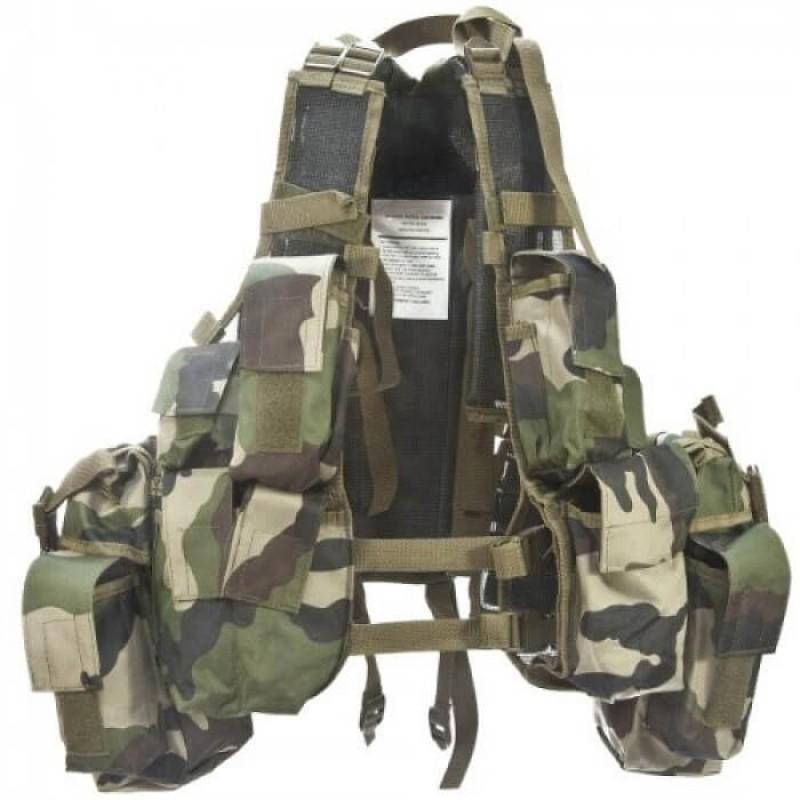 Тактическа жилетка с 12 джоба на Mil-Tec