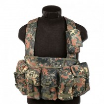Mil-Tec тактическа жилетка с 6 джоба