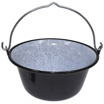 14 литра къмпинг тенджера за готвене