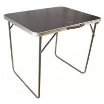 Single Silver къмпинг сгъваема маса