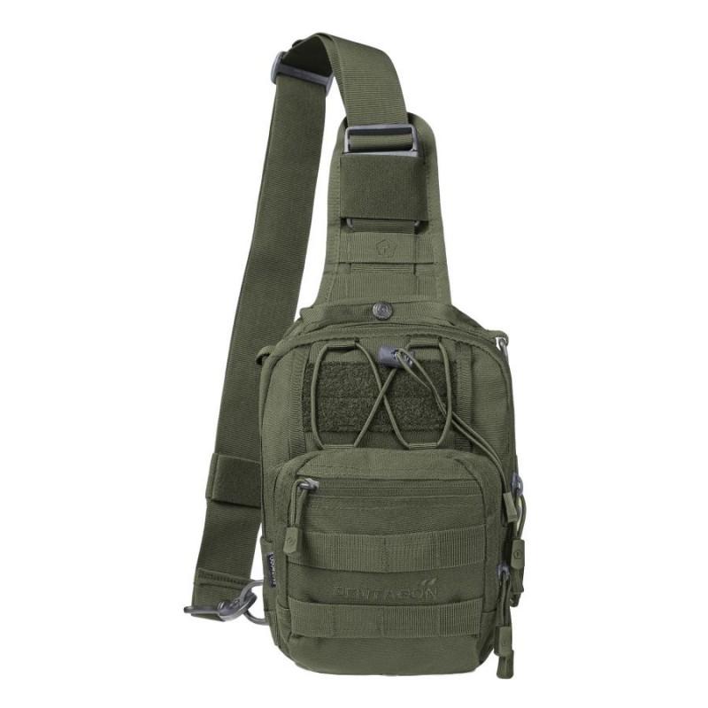 UCB Small чанта за гърди и рамо
