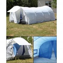 Двуслойна тунелна палатка