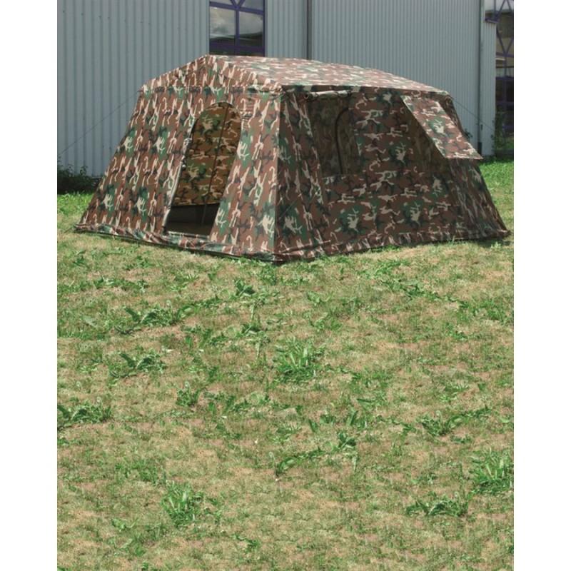 Шестместна палатка Military