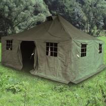 Военна палатка без дъно