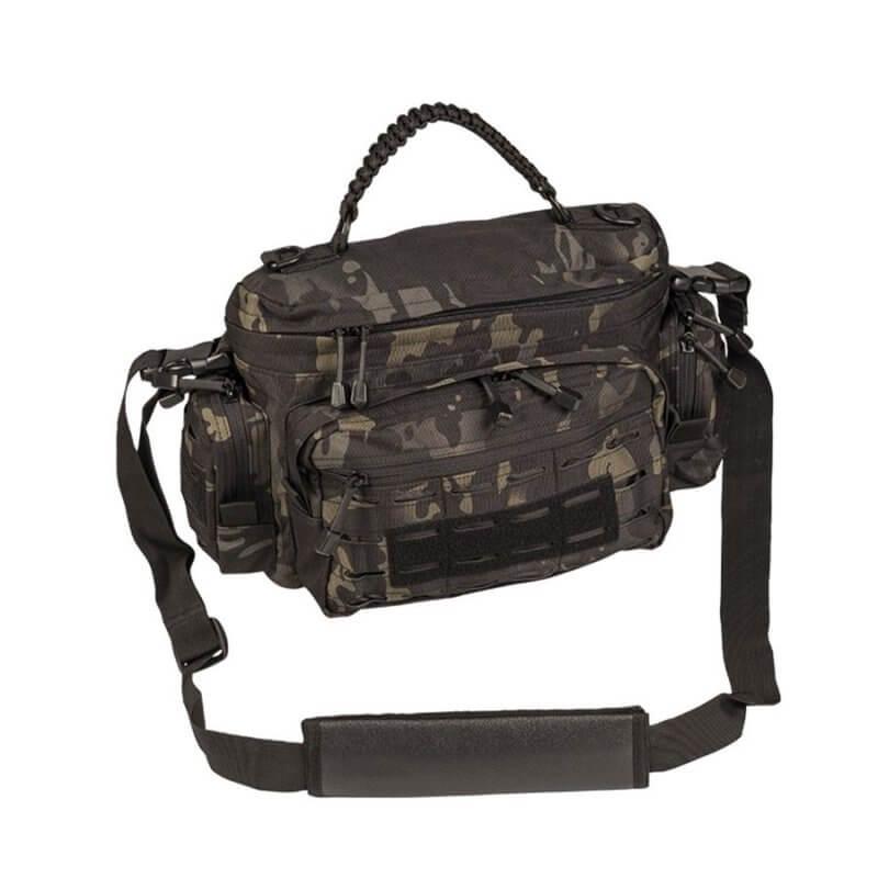 Paracord тактическа чанта за рамо
