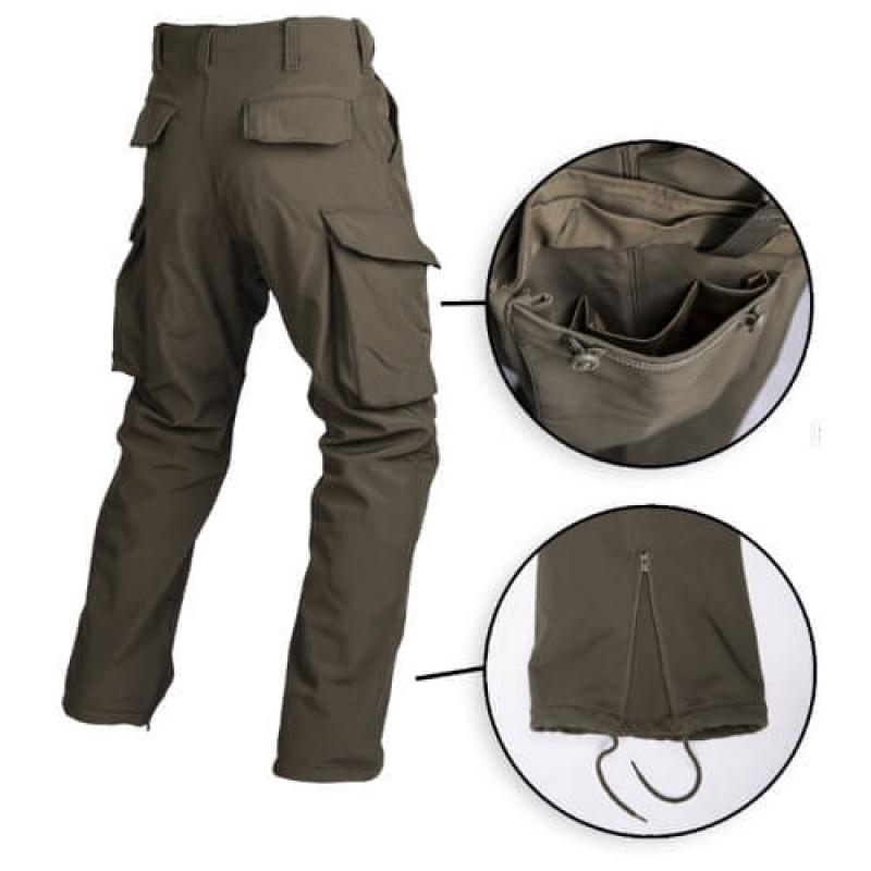 Панталон Explorer с трислойна подплата