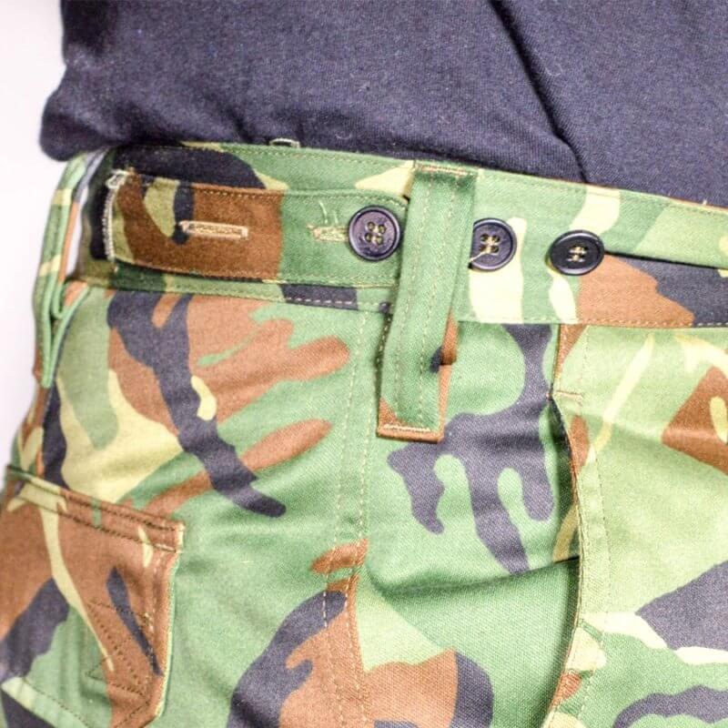 Военен панталон Flecktex