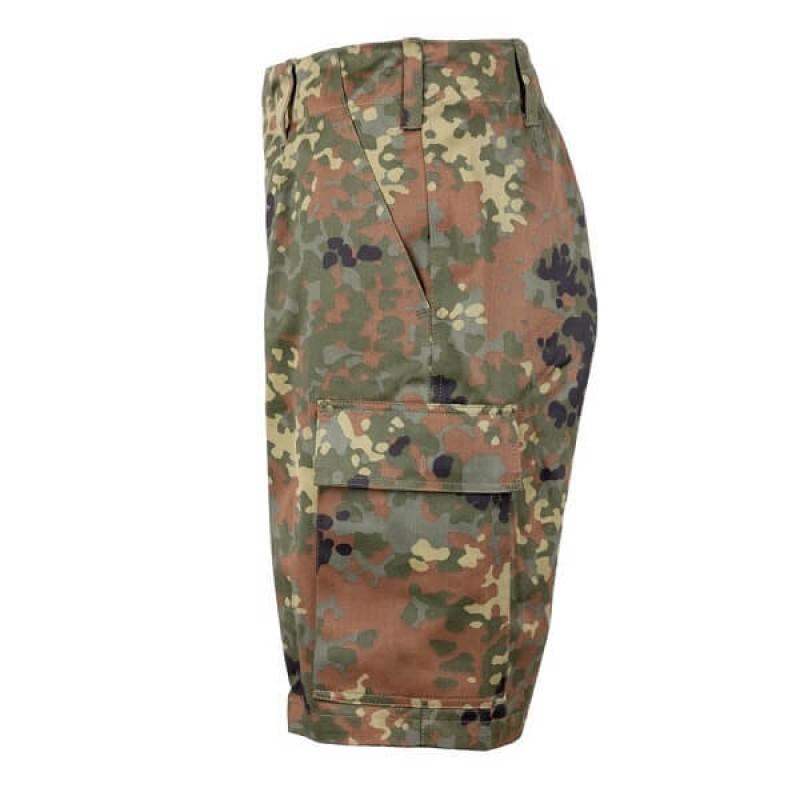 Къси панталони на германската армия