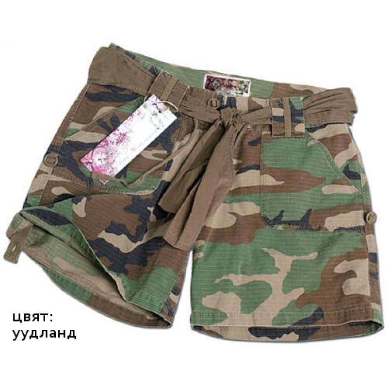 Къс дамски панталон Mil-Tec