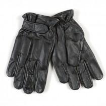 DEFENDER кожени ръкавици с кварцов пясък
