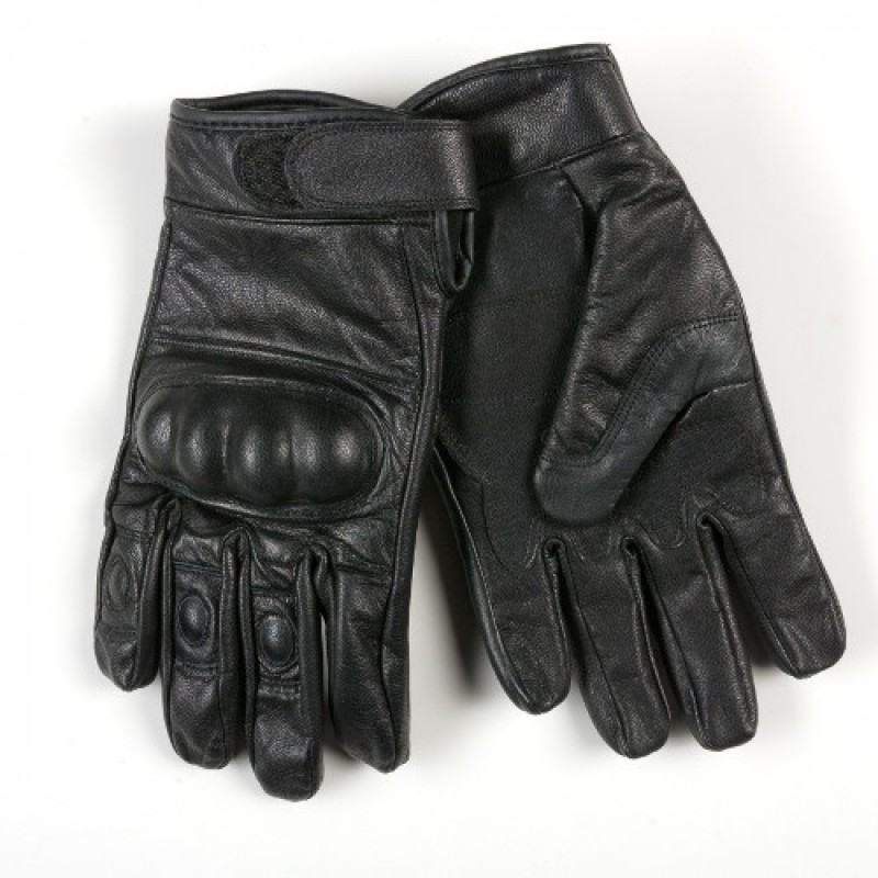 Тактически кожени ръкавици
