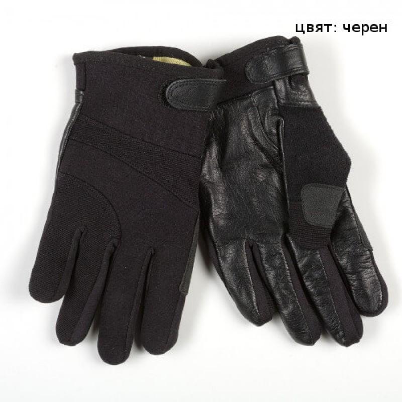 Ръкавици от неопрен и кевлар