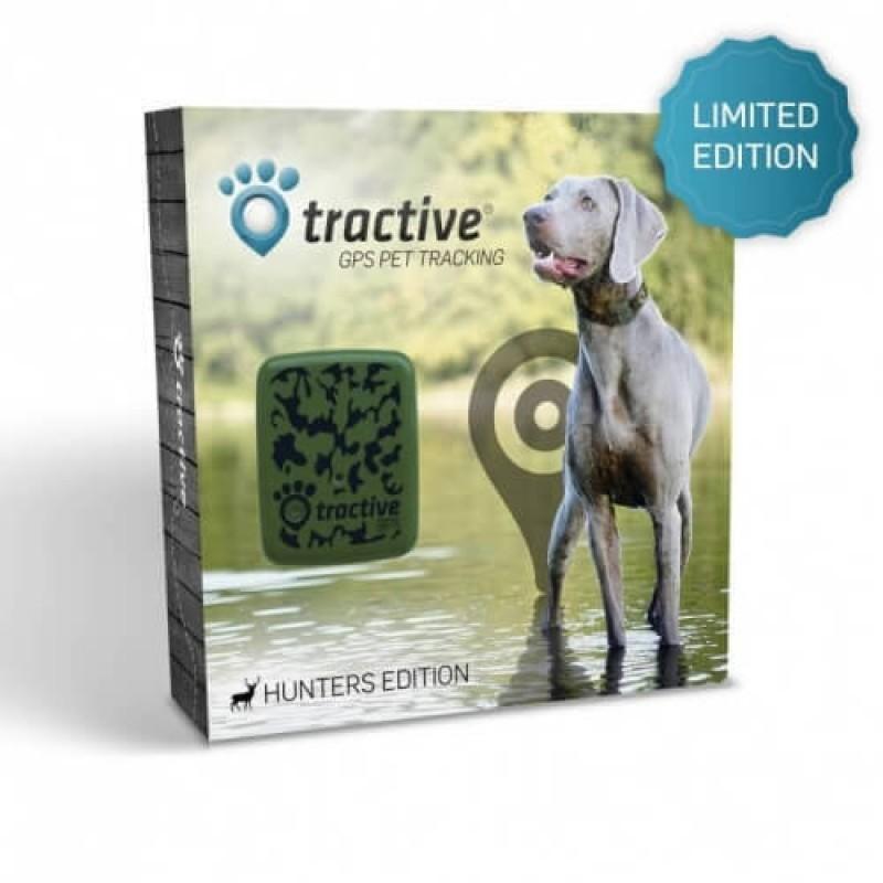 GPS Tractive проследяващо устройство за ловни кучета