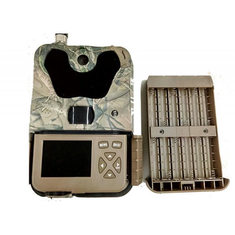 4G ловно-охранителна камера с технология облак UM-785-4G