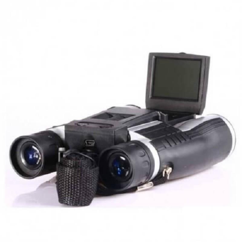 Ловен бинокъл с вградена дигитална камера