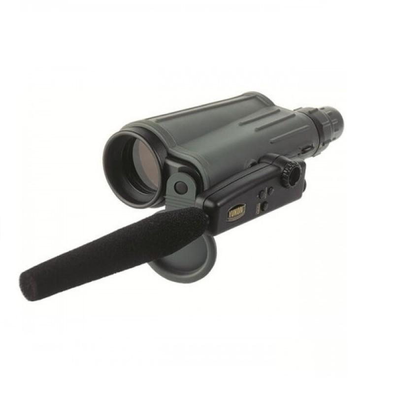 Кардиоиден ловен насочен микрофон за усилване на шум