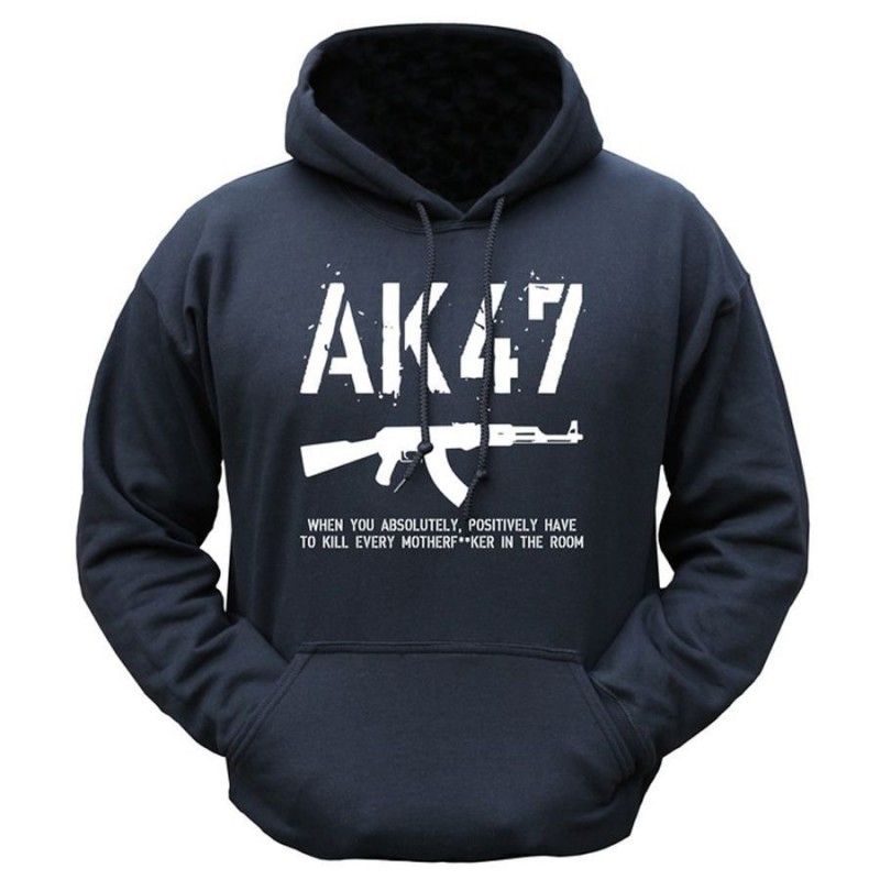 Анорак тип худи AK47