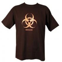 Biohazard тениска с къс ръкав на Kombat.uk