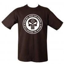God Will Judge мъжка тениска на Kombat.uk