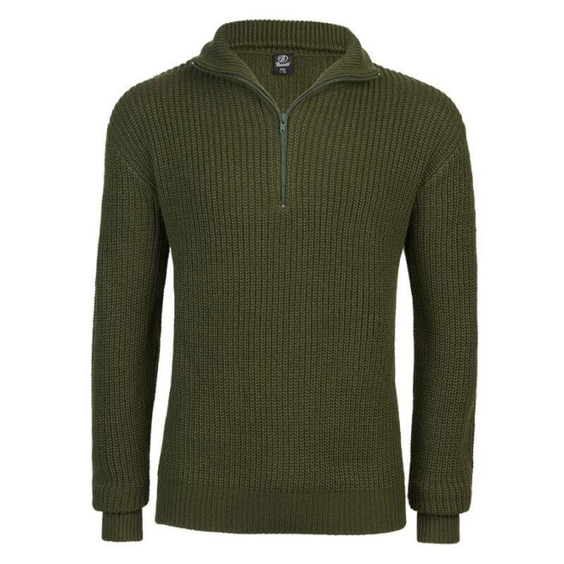 Зимен пуловер Marine Troyer