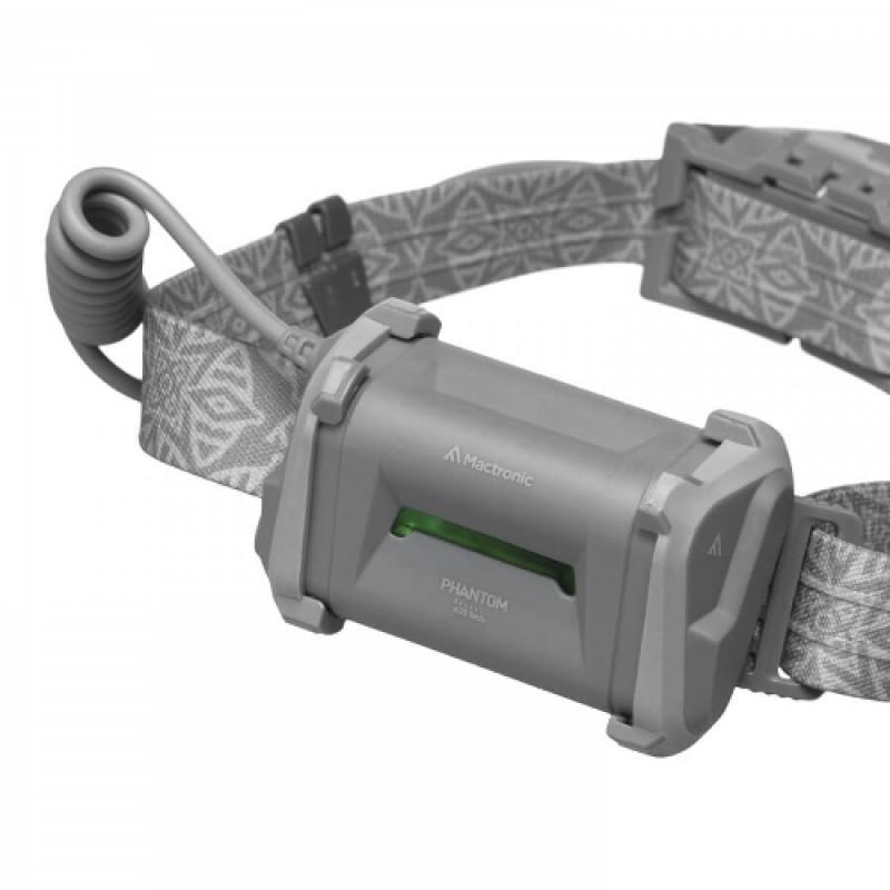 Челник MacTronic Pfantom с две лещи 2х500 лумена