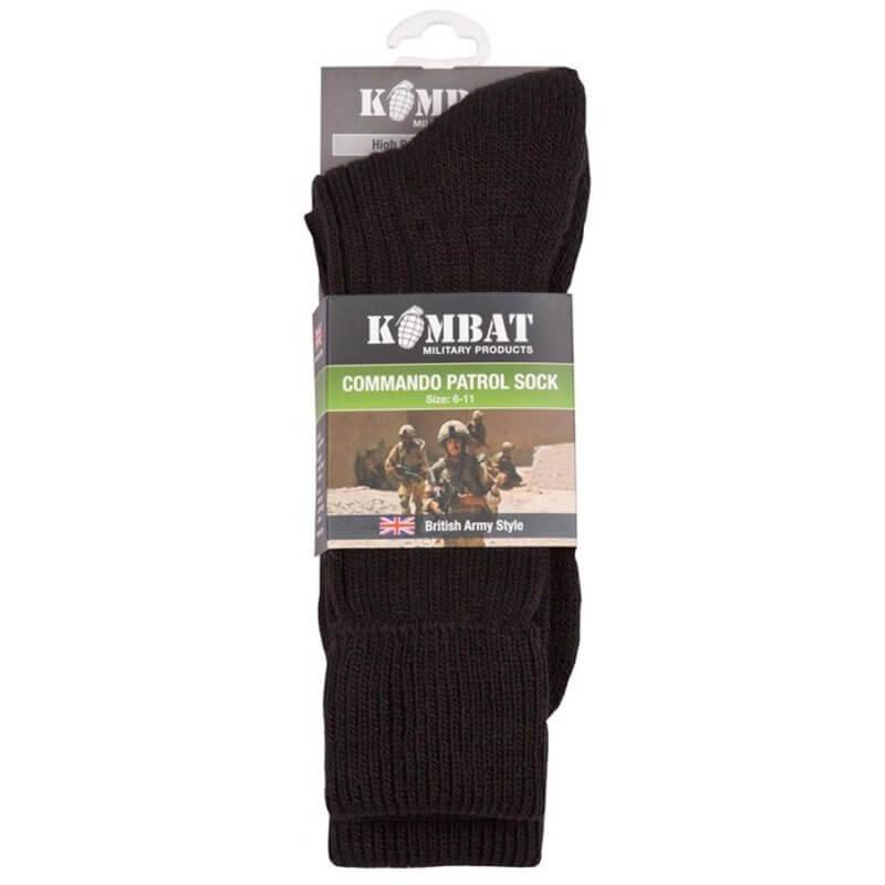 Patrol английски военни чорапи