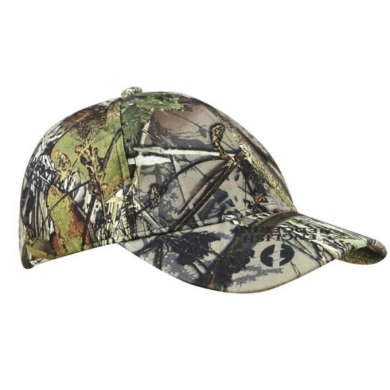 Камуфлажна шапка с козирка за деца