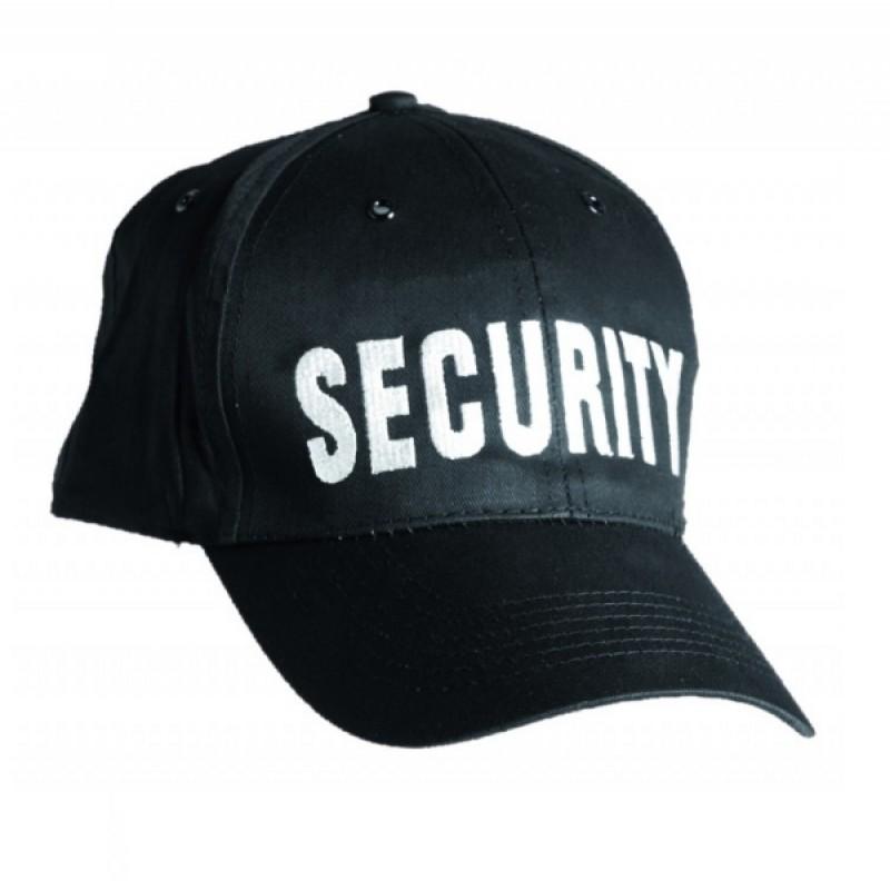 Шапка с козирка SECURITY