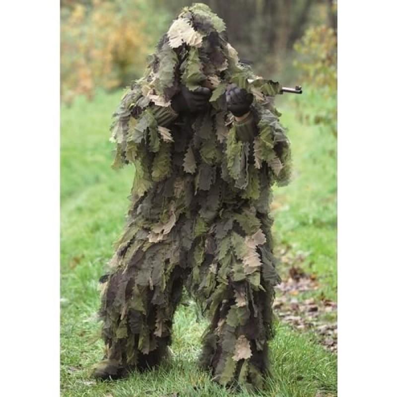 Ловен маскировъчен гили камуфлажен костюм