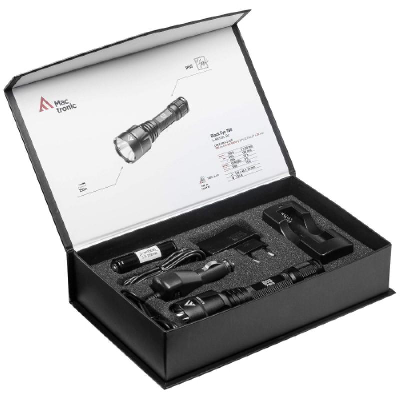 Тактически фенер BLACK EYE 780 с презареждаема батерия