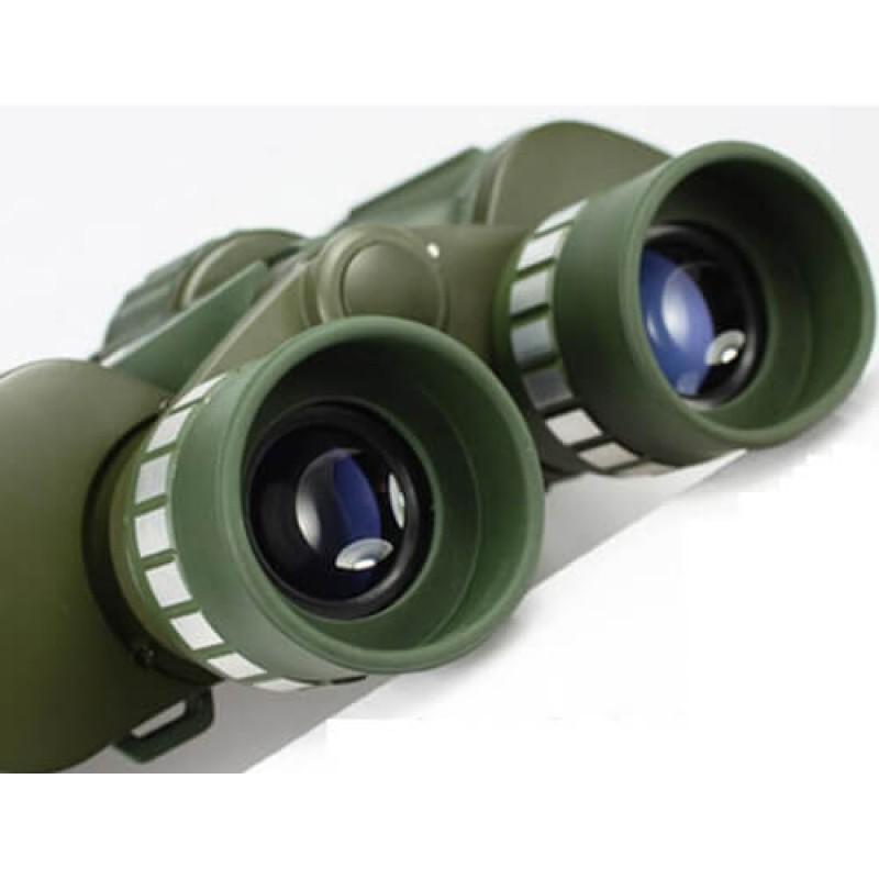 Бинокъл с Porro призматична оптична система и BAK4 стъкла Seeker