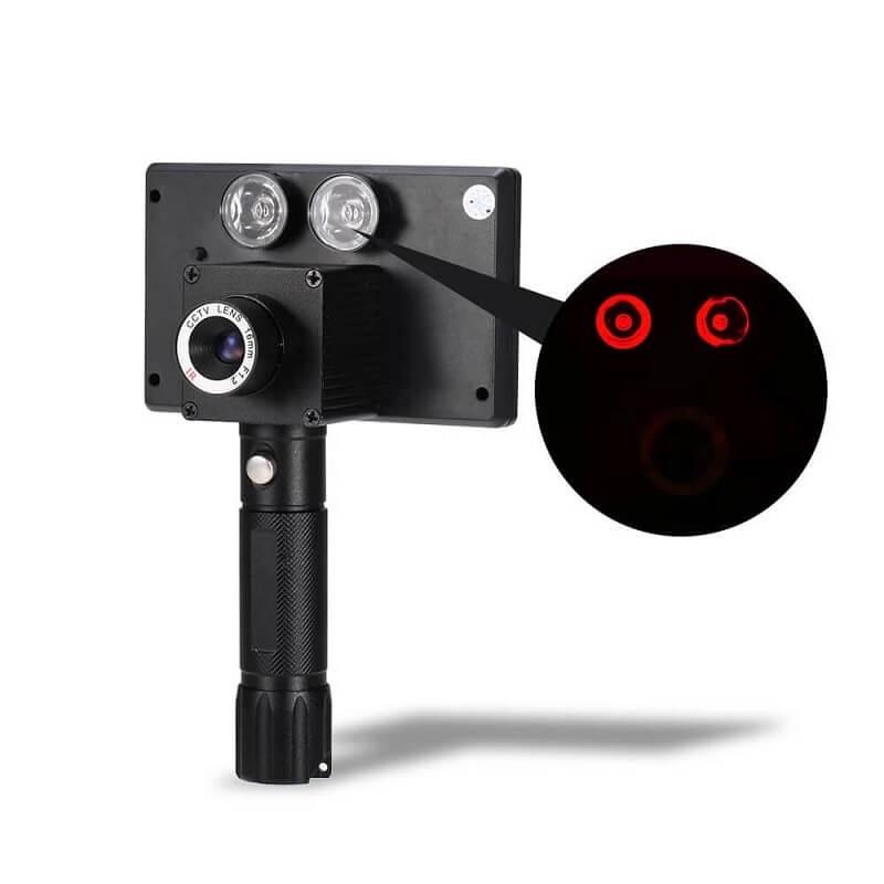 Ръчен дигитален уред за нощно виждане