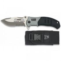 Фин тактически ловен сгъваем нож K25