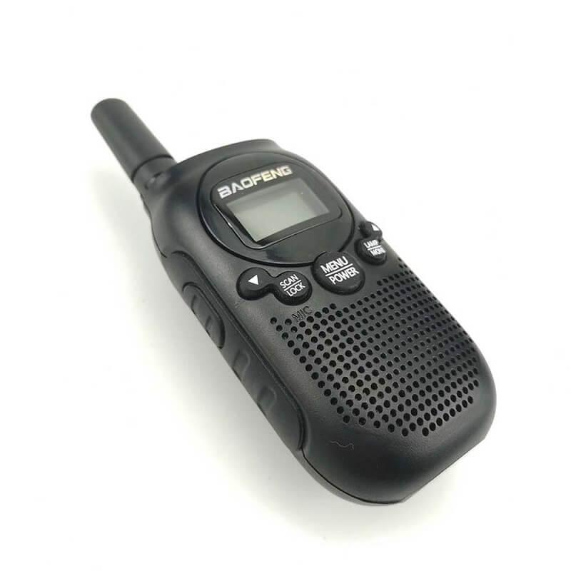 Baofeng мини радиостанция със свободни честоти