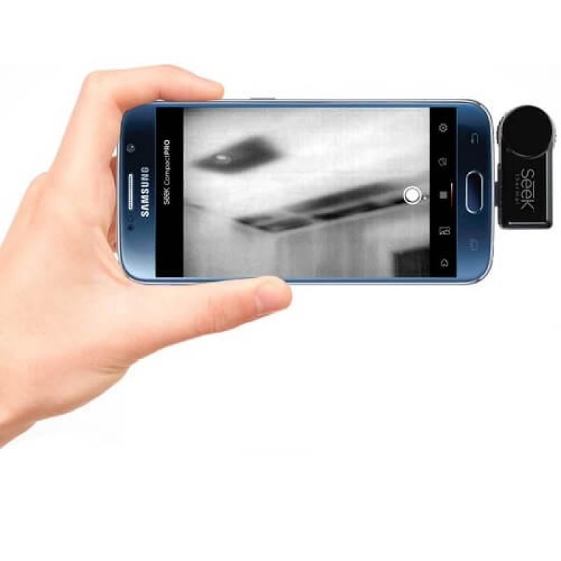 Термална камера SEEK Compact Pro