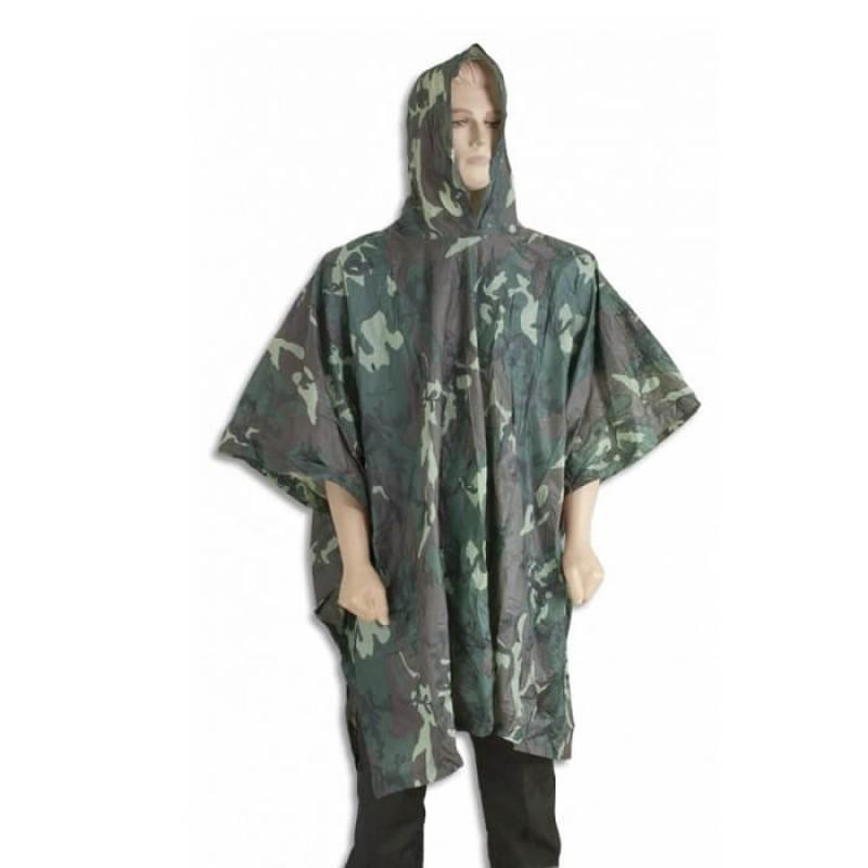 4bede8556ab Albainox камуфлажен дъждобран тип пончо на Barbaric на супер цена ...